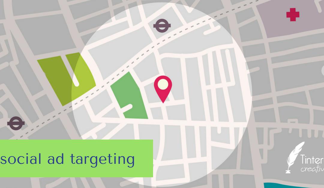 Geographic Targeting with Social Media Ads for Practices