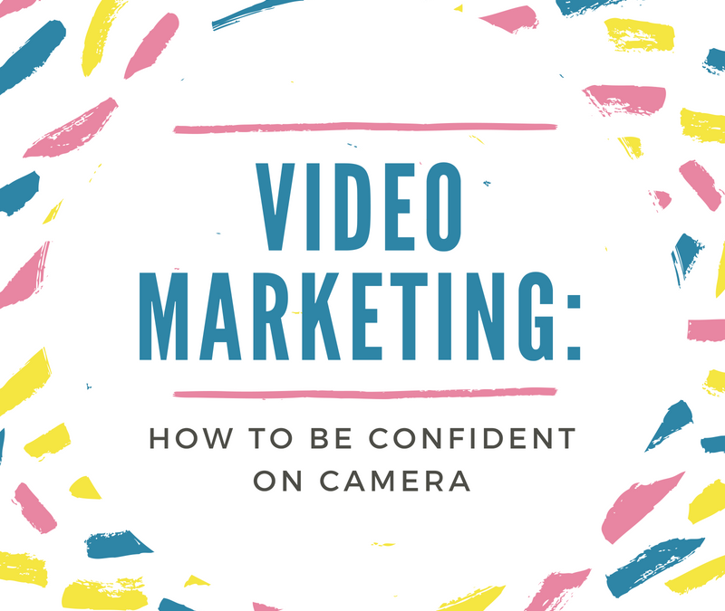 Video Marketing Pro: How to be Confident on camera