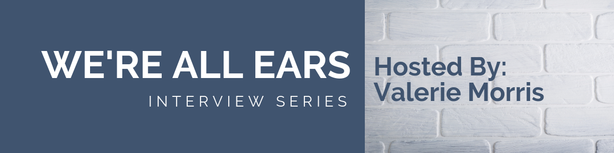 We're All Ears Interview Series with Brian Fanzo | Tintero Creative